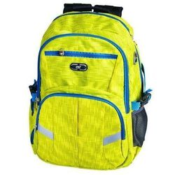 Plecak szkolno-sportowy SPOKEY 837995 Żółty, kolor żółty
