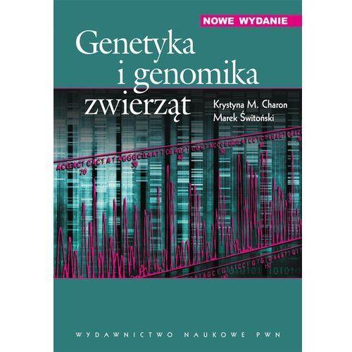Genetyka i genomika zwierząt, oprawa miękka