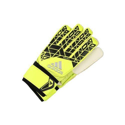 Adidas Performance ACE REPLIQUE Rękawice bramkarskie solar yellow/black/onix, BPG81