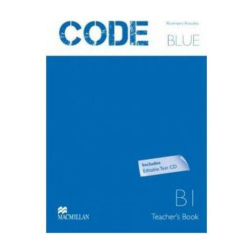 Code Blue Teacher Book & Test CD (208 str.)