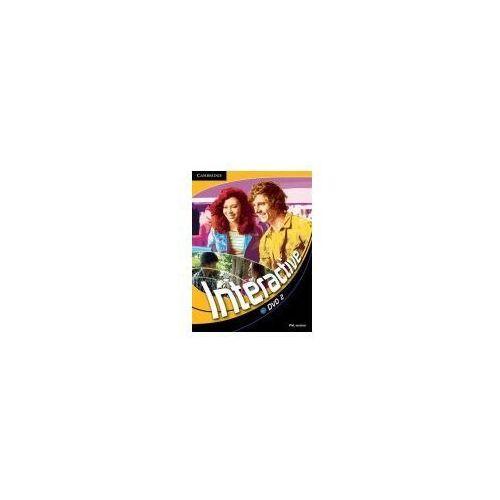 Interactive 2 DVD, oprawa kartonowa