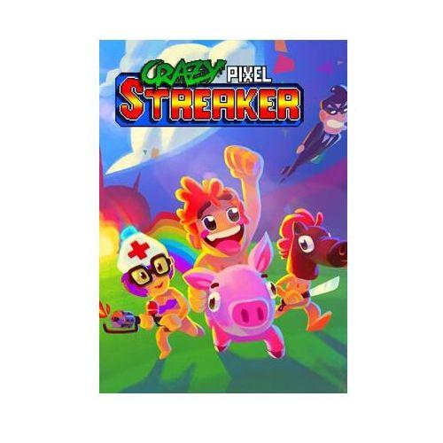Crazy pixel streaker - k00607- zamów do 16:00, wysyłka kurierem tego samego dnia! marki 2k games