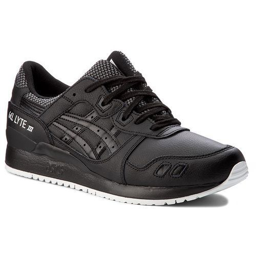 Sneakersy - tiger gel-lyte iii hl701 black 9090 Asics