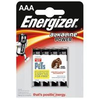 Energizer baterie AAA 4 szt Classic (7638900116816)