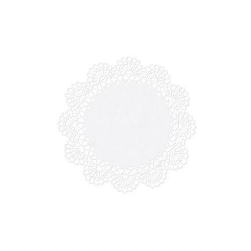 Party deco Wizytówki na stół rozeta - 10 cm - 10 szt. (5902230727465)