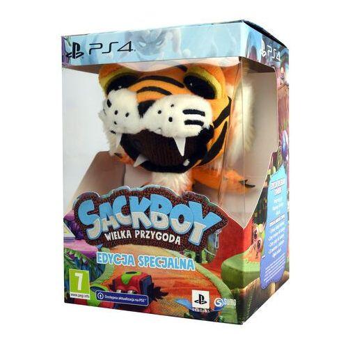 Sackboy A Big Adventure! PL (PS4)