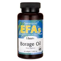 Borage Oil 1000mg 60 kaps.