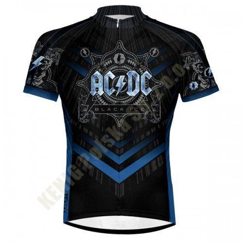 AC/DC Black Ice - koszulka rowerowa PRIMAL - unikat! OSTATNIE SZTUKI