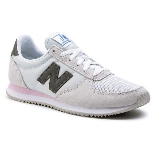 Sneakersy NEW BALANCE - WL220AC Beżowy, kolor beżowy