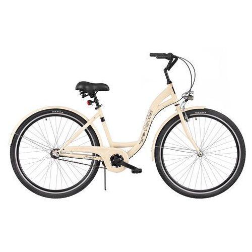 Dawstar Rower DAWSTAR Citybike S3B Cappucino