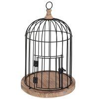 Dekoracyjna klatka dla ptaków