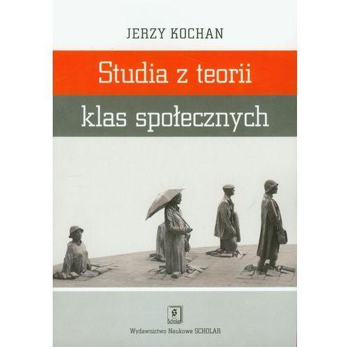 Studia z teorii klas społecznych (2018)