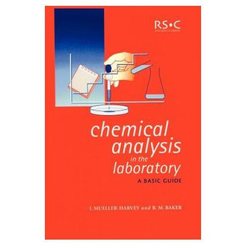 Chemical Analysis in the Laboratory (112 str.)