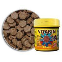 vitabin wieloskładnikowy pokarm dla ryb samoprzylepne tabletki 50ml/36g marki Tropical