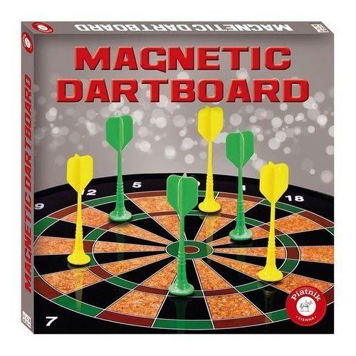 Piatnik Gra rzutki magnetyczne +darmowa dostawa przy płatności kup z twisto (9001890639395)