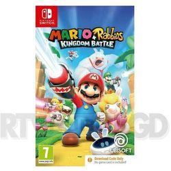 Ubisoft Mario + rabbids: kingdom battle gra nintendo switch