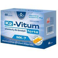 Kapsułki K-2 Vitum Forte (Witamina K2 MK-7 75µg) 60 kaps.