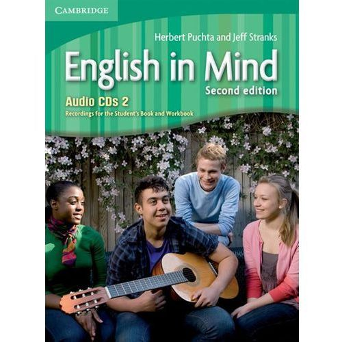 English in Mind 2. CD do Podręcznika (2010)