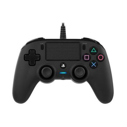 Big ben Kontroler nacon compact controller czarny do ps4 (3499550360653)