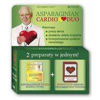 Tabletki Asparaginian Cardio-Duo 50 tabl.