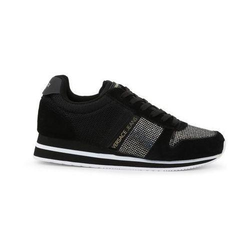 jeans sneakersy vtbsa1versace jeans sneakersy marki Versace