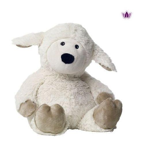 Greenlife ciepła przytulanka beddy bear deluxe owieczka - kolor beżowy Warmies