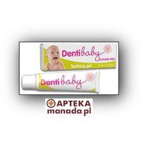 Dentibaby żel na ząbkowanie - - 25 ml (3700650470648)