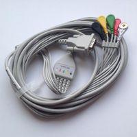 Kable vet do elektrokardiografu ekg 600g marki Contec