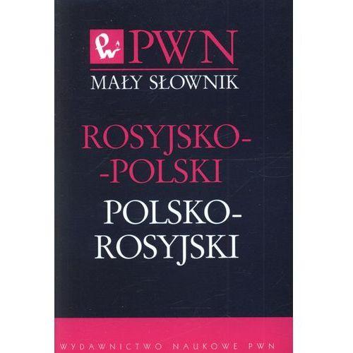 Mały słownik rosyjsko-polski polsko-rosyjski - Jan Wawrzyńczyk, Wawrzyńczyk Jan