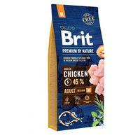 Brit premium by nature adult m 15kg- natychmiastowa wysyłka, ponad 4000 punktów odbioru!