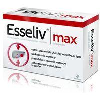 Kapsułki Esseliv Max 0,45g x 30 kapsułek