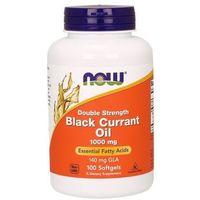 Kapsułki Black Currant Oil (Olej z czarnej porzeczki) 1000mg 100 kaps.