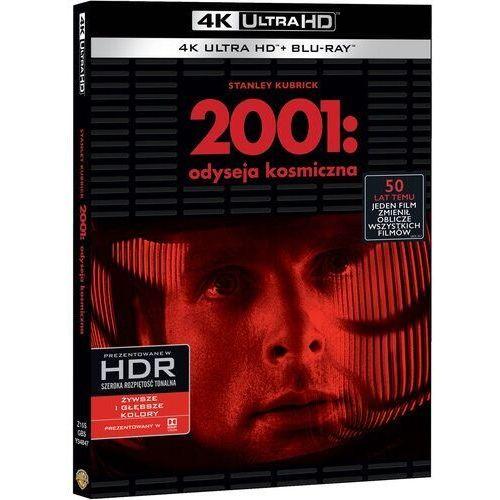 2001: ODYSEJA KOSMICZNA (3BD 4K) (Płyta BluRay) (7321999348472)
