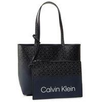 Torebka CALVIN KLEIN - Ck Mono Ombre Shopper Rev Md K60K606309 0GY