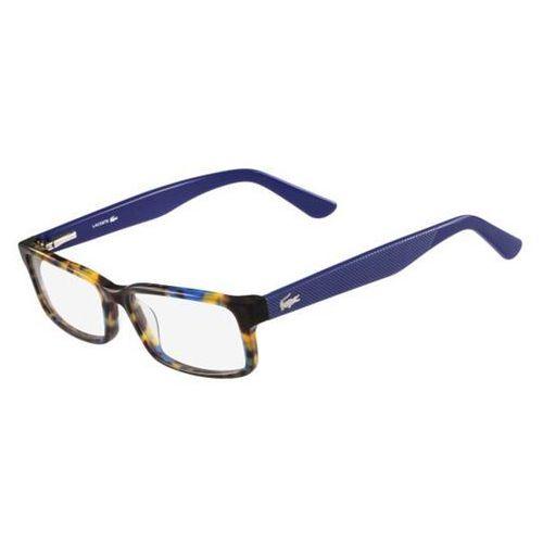 Okulary korekcyjne l2685 215 Lacoste