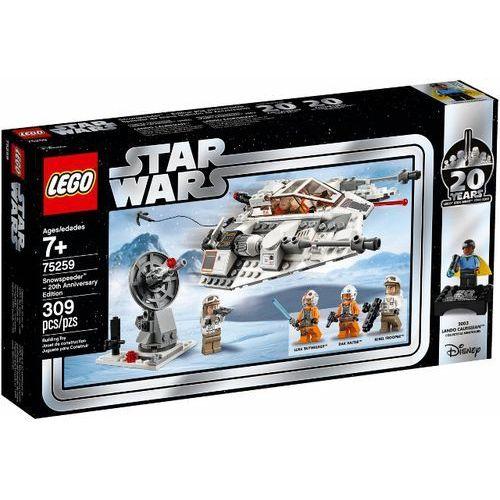 75259 ŚMIGACZ ŚNIEŻNY (Snowspeeder – 20th Anniversary Edition) - KLOCKI LEGO STAR WARS