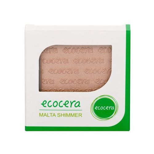 Ecocera shimmer rozświetlacz 10g malta - Sprawdź już teraz