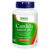Kapsułki Candida Support Plus 90 kaps.(data ważności 31/04/2019)