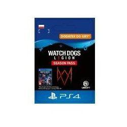 Watch dogs legion - season pass [kod aktywacyjny] ps4 marki Sony