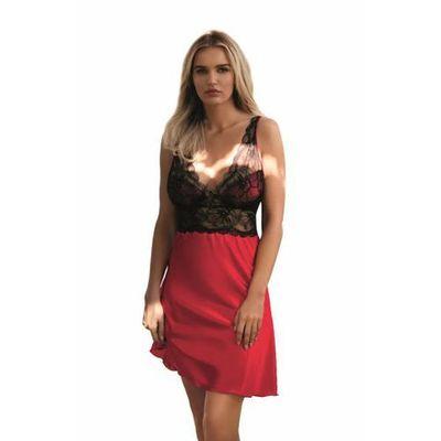 3467ab8cfbe3d7 Dkaren Sara czerwona Koszula nocna Ekskluzywna.pl · 69,62 PLN · Koszule  nocne Dolce Sonno Slodkisen