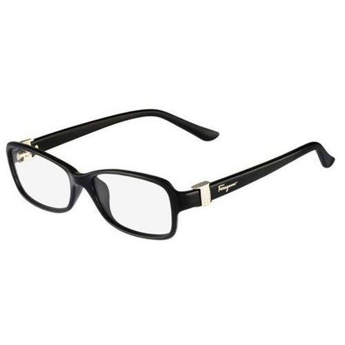 Salvatore ferragamo Okulary korekcyjne sf 2654r 001