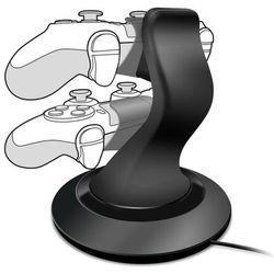 System ładujący do kontrolera PlayStation® 4 Dualshock® 4 Speedlink TWINDOCK SL-4511-BK