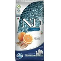 dog no grain fish & orange 12kg marki N&d