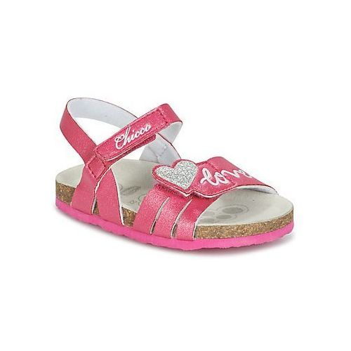 Sandały Chicco HELLA, kolor różowy