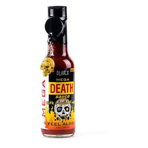 Blair's sauce Blair's mega death sauce