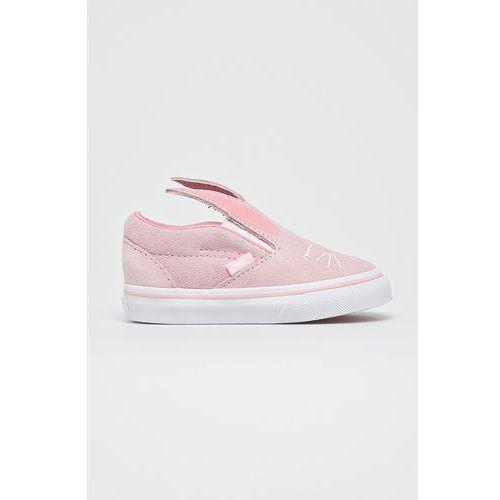 f04b7ae7e87 ▷ Tenisówki dziecięce Slip-On Bunny Cha (Vans) - opinie   ceny ...