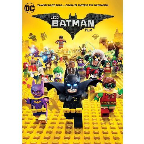 FILM LEGO® BATMAN: MOVIE, GDSY34584