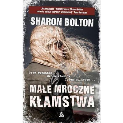 Książki horrory i thrillery Amber