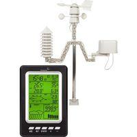 Profesjonalna stacja pogody-RCC, barometr, wiatr, opady