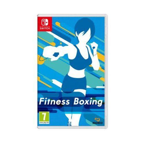 Gra switch fitness boxing marki Nintendo